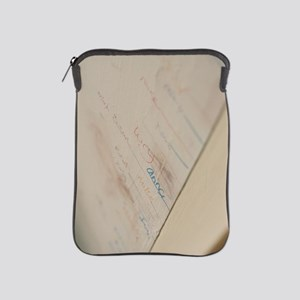 Height measurement iPad Sleeve