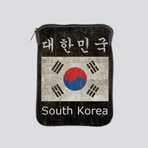 Vintage South Korea iPad Sleeve