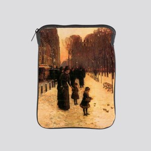 Childe Hassam Boston In Everyday Twili iPad Sleeve