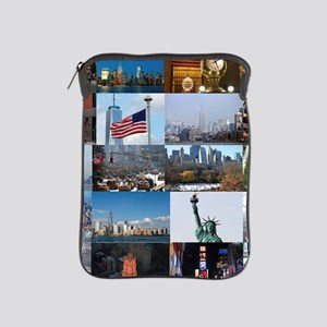 New York Pro Photo Montage-Stunning! iPad Sleeve