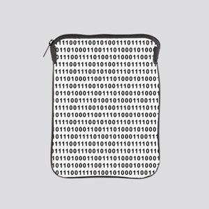 Binary Code 101 iPad Sleeve
