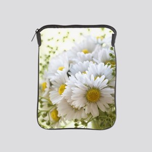 Bouquet of daisies in LOVE iPad Sleeve