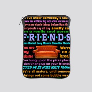 FriendsTV Tumbler iPad Sleeve