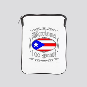 Boricua 100 Proof2 iPad Sleeve