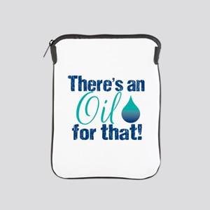 Oil For That blteal iPad Sleeve