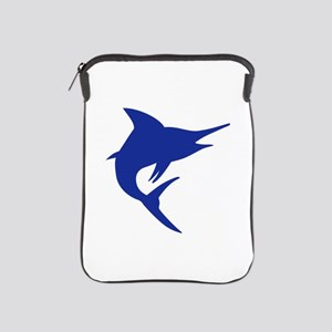 Blue Marlin Fish iPad Sleeve