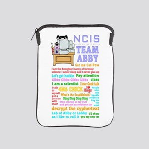 NCIS Abby iPad Sleeve