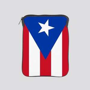 Flag of Puerto Rico iPad Sleeve