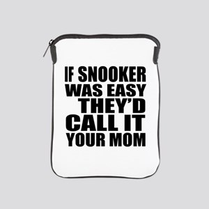 If Snooker Sports Designs iPad Sleeve