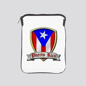 Puerto Rico - Shield2 iPad Sleeve
