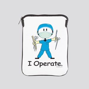 Surgeon iPad Sleeve