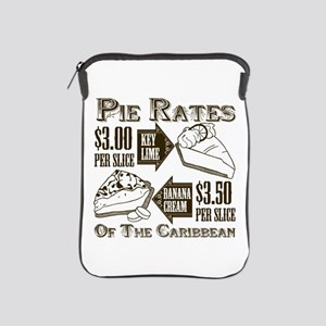 Pie Rates of the Caribbean iPad Sleeve