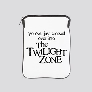 Into The Twilight Zone iPad Sleeve