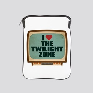 Retro I Heart The Twilight Zone iPad Sleeve