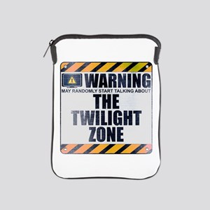 Warning: The Twilight Zone iPad Sleeve