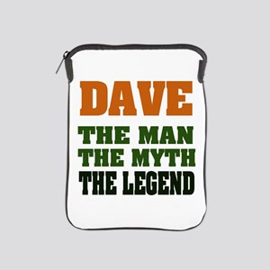 Dave The Legend iPad Sleeve