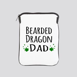 Bearded Dragon Dad iPad Sleeve