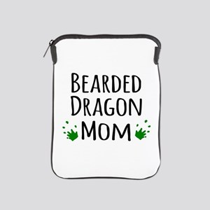 Bearded Dragon Mom iPad Sleeve