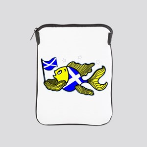 Scottish Fish Clear iPad Sleeve