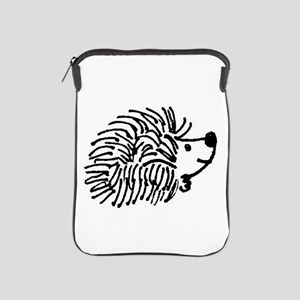 Fritz The Hedgehog Ipad Sleeve