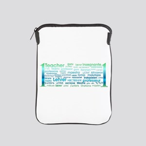 # 1 Teacher iPad Sleeve