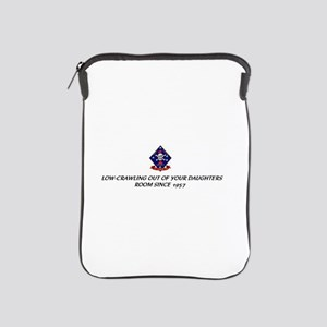 3-RECON SHIRT iPad Sleeve