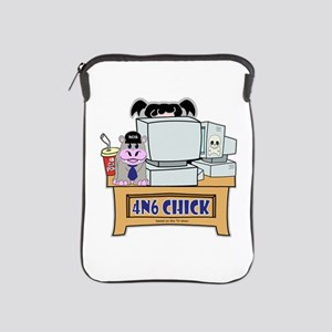 NCIS Abby 4N6 Chick iPad Sleeve
