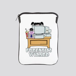 Abby Forensics Wizard iPad Sleeve