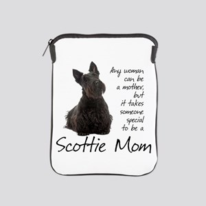 Scottie Mom iPad Sleeve