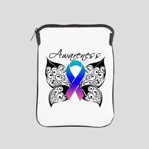 Thyroid Butterfly Tattoo Cases Covers Cafepress