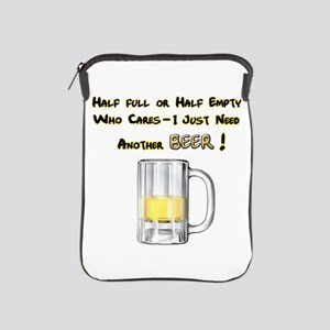 Half Beer Ipad Sleeve