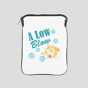 A Low Blow iPad Sleeve