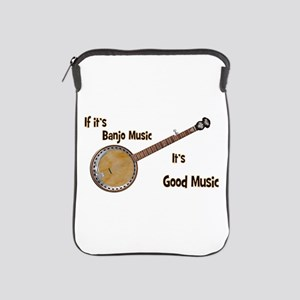 Banjo Music Ipad Sleeve