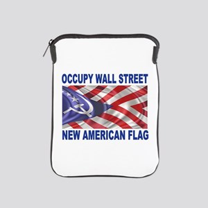 SOCIALIST'S THREAT iPad Sleeve