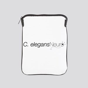 2008 C. elegans Neuro Mtg iPad Sleeve