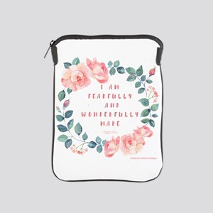 Fearfully & wonderfully made iPad Sleeve