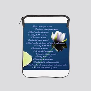 The Beatitudes iPad Sleeve