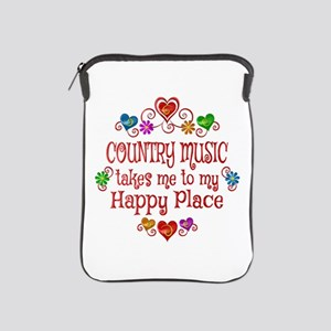 Country Happy Place iPad Sleeve