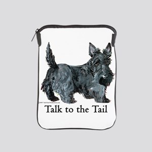 Scottish Terrier Attitude iPad Sleeve