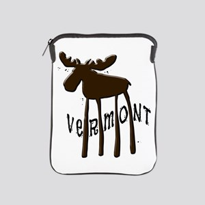 Vermont Moose iPad Sleeve