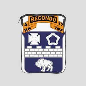17th Recondo iPad Sleeve
