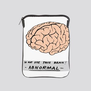 Abby Normal - iPad Sleeve