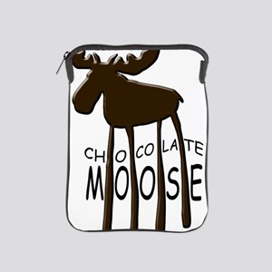 Chocolate Moose iPad Sleeve