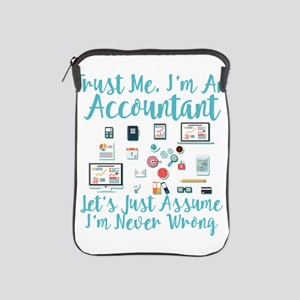 Trust Me I'm An Accountant iPad Sleeve