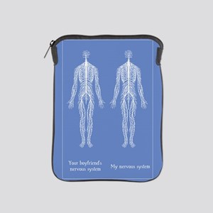Nervous Envy iPad Sleeve