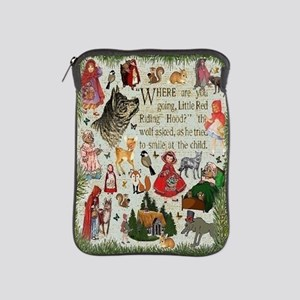 Red Riding Hood Ipad Sleeve