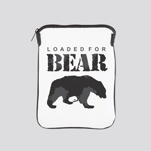 Loaded for Bear iPad Sleeve