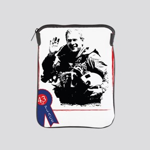 43 bush iPad Sleeve