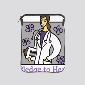 Pledge To Heal iPad Sleeve