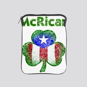 McRican distressed both iPad Sleeve